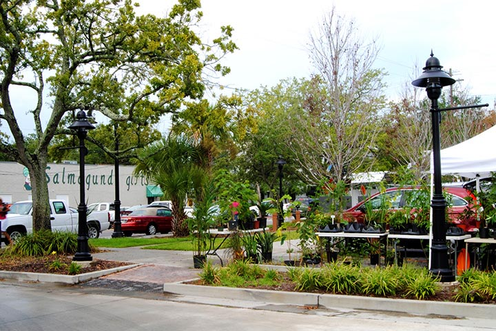 Christian preus landscape architecture streetscapes for Residential landscape design adelaide