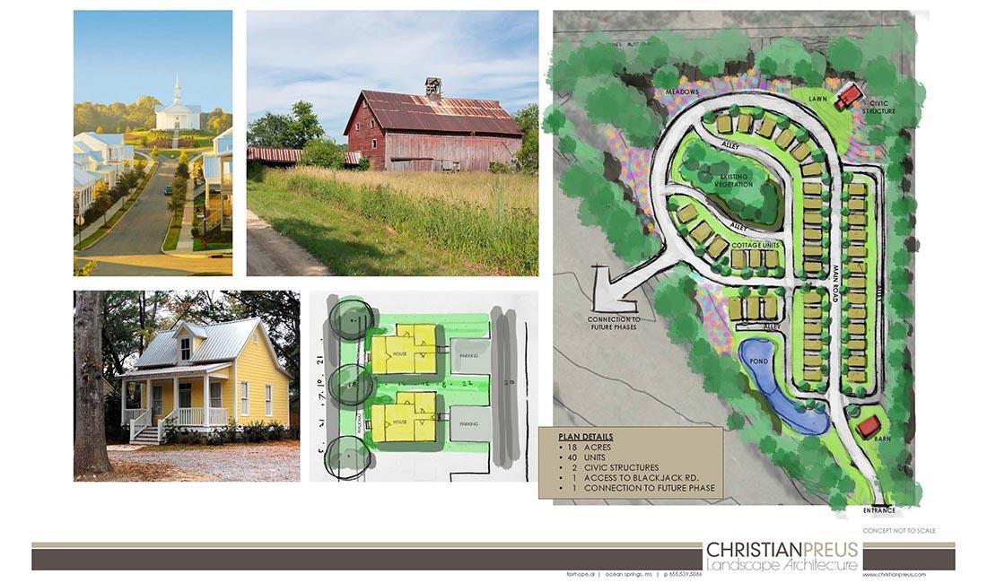 Christian Preus Landscape Architecture   Infill Development